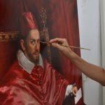 Retratos y obras de encargo